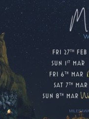 Miles Away – Weathered Tour – All Ages